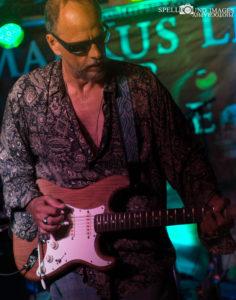 Brian Kloby performing live in Treasure Island, Fla.