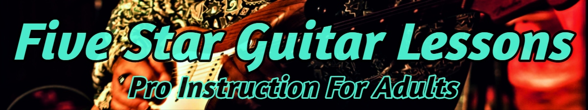 Five Star Guitar Lessons